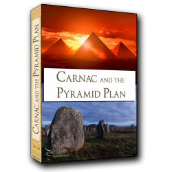 Carnac and the pyramid plan